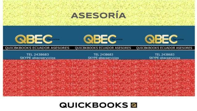 Asesoramiento de Quickbooks en Ecuador